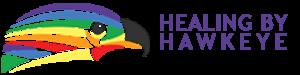 Healing by Hawkeye Logo